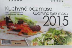 stolni kalendar 2015 - kuchyne bez masa