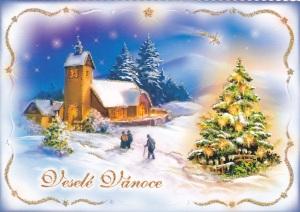vanocni pohlednice 6