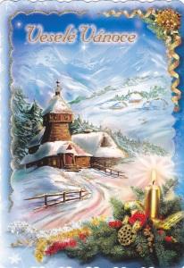 vanocni pohlednice 9